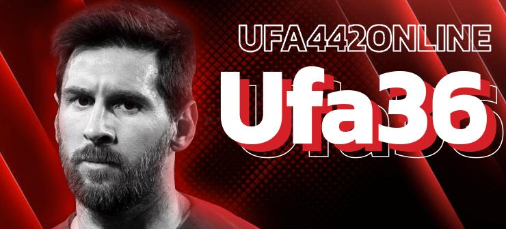 UFA 36 Messi